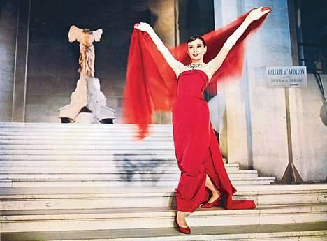 Audrey Hepburnin tähdittämä Rakastunut Pariisissa (1957) nähdään festivaalin klassikkosarjassa Orionissa.<BR/>