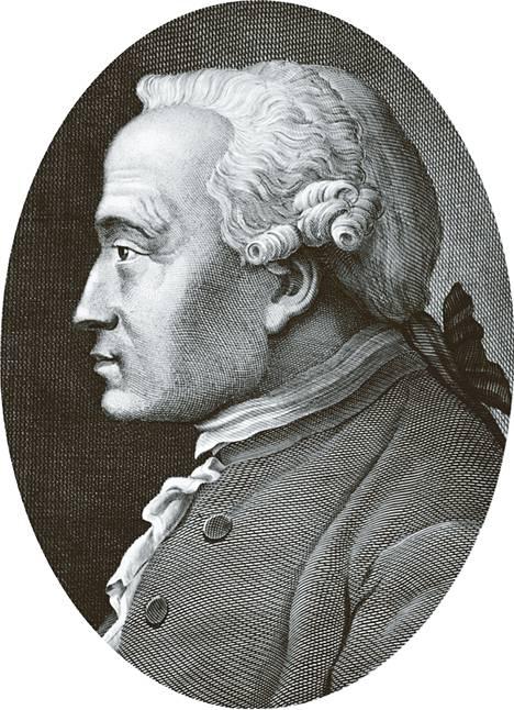 Immanuel Kant (1724–1804)