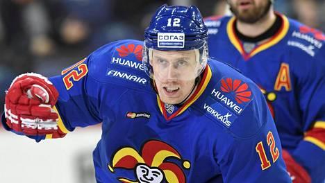 Marko Anttila nousi Jokerien ratkaisijaksi.
