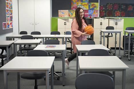 Seuraavien viikkojen koulupäivät tulevat Jupperin koulussa olemaan erilaisia kuin mihin on totuttu.