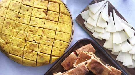 Tapasbaareista tuttu perunamunakas, tortilla de patatas, on espanjalaisen keittiön kulmakiviä.