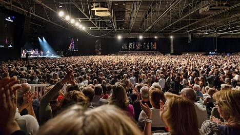 Heinäkuussa 2019 Rotterdamin Ahoy-areenalla järjestettiin North Sea Jazz Festivalin konsertteja.