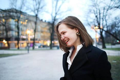 Ronja Salmi aikoo rakentaa verkkotapahtuman puheenaiheiden varaan.
