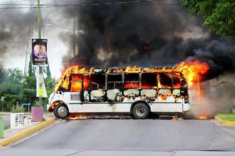 El Chapon pojan pidätystä seurasi tulitaistelu, joka aiheutti kaupunkiin sekasortoa.