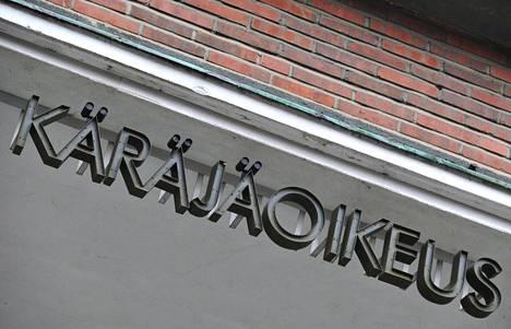 Taloyhtiö asetettiin konkurssiin Helsingissä.