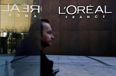 Isot brändit, kuten Unilever ja L'Oréal, muuttavat tuotteidensa ja brändiensä ulkoasua.
