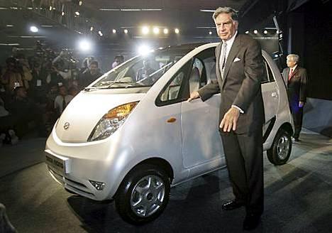 Tata Nano tulee ehkä Eurooppaan