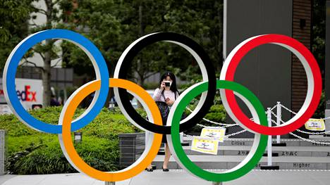 Tokion olympialaiset piti järjestää viime kesänä, mutta ne siirrettiin koronaviruksen takia.