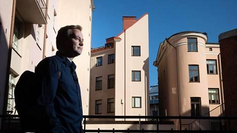 Helsingissä ei ole uskallettu palata sisäpihakortteleiden rakentamiseen esikaupungistumisen jälkeen, sanoo kantakaupungin kehittymistä tutkinut Miika Norppa.