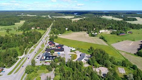 Östersundomin yleiskaavassa on tavoiteltu alueelle jopa 100 000 asukasta.