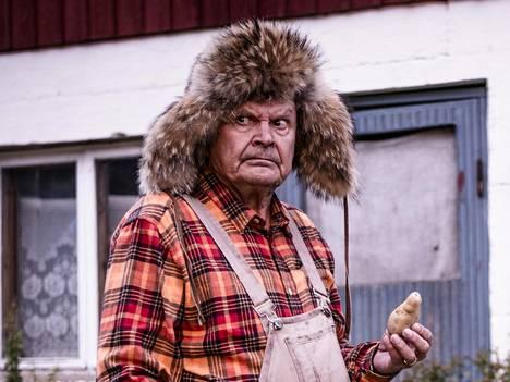 Heikki Kinnunen esitti Mielensäpahoittajaa myös Tiina Lymin ohjaamassa elokuvassa 2018.