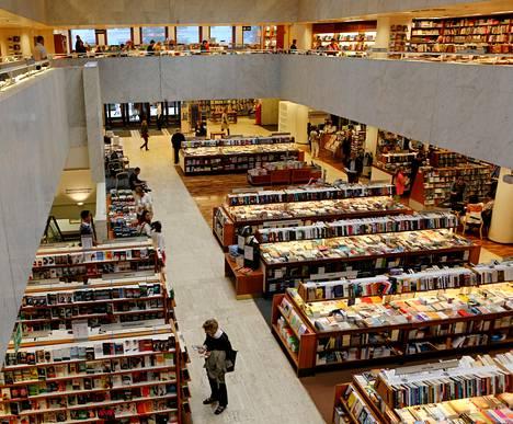 Stockmann haluaisi aloittaa Akateemisen kirjakaupan remontin ensi vuonna, jolloin kauppa täyttää 120 vuotta. Lippulaivamyymälä on toiminut Kirjatalossa vuodesta 1969.