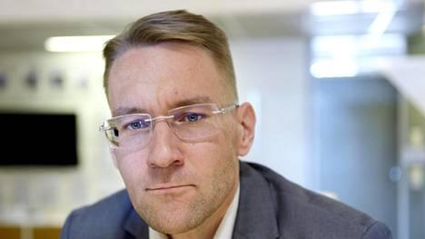 Ulkopoliittisen instituutin Toni Alaranta.
