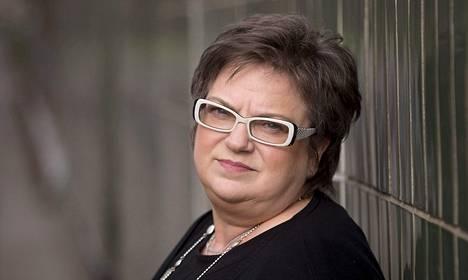 Tehyn puheenjohtaja Jaana Laitinen-Pesola