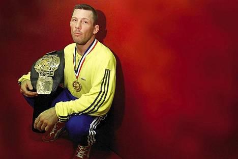Pat Miletich oli vapaaottelun UFC-liiton välisarjan mestari 1990-luvulla.