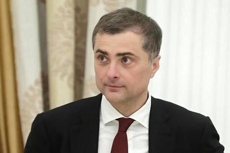 Vladislav Surkov elokuussa 2018.