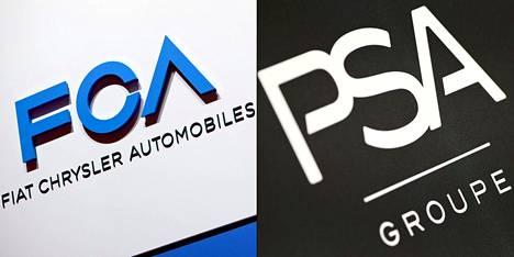 Fiat Chryslerin ja PsA:n yhdistyessä syntyy uusi autonvalmistaja Stellantis.