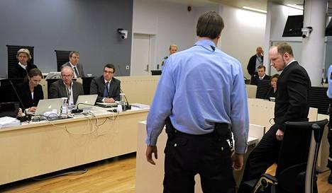 Oikeudenkäynti jatkui keskiviikkona Oslossa.
