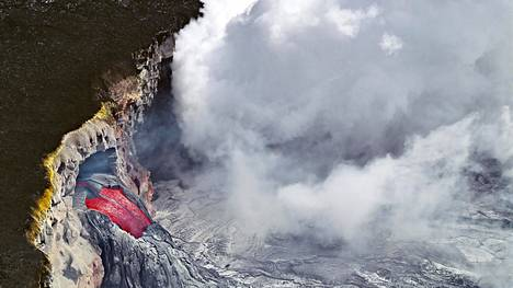 Jos Havaijilta kuumasta pisteestä porattaisiin suoraan alas, päästäisiin yhden mystisen möykyn reuna-alueelle.