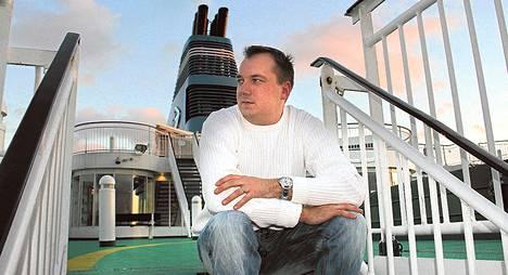 Sami Koski innostui laivoista luokkaretkellä Silja Serenadella. Laivan kävelykatu teki niin suuren vaikutuksen, että Koski ryhtyi laivaharrastajaksi.