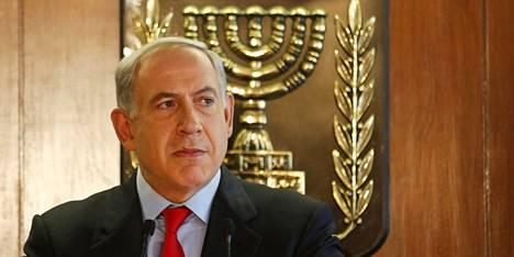 Israelin pääministeri Benjamin Netanjahu lupaa vapauttaa palestiinalaisvankeja.