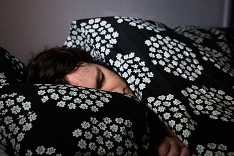 Unen laatu vaikuttaa terveyteen.