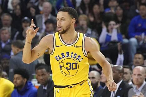 Golden State Warriorsin Stephen Curry on tyrmistynyt Minneapolisin poliisin toiminnasta.