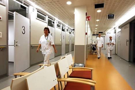 Malmin Sairaalan Päivystys