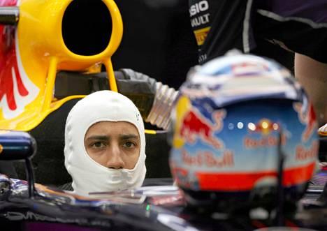 Daniel Ricciardo ei saa menettämäänsä avaukisan kakkossijaa takaisin.