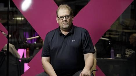 Ville Vilén on vastuussa Radiomafian lopettamisesta ja YleX-kanavan perustamisesta.