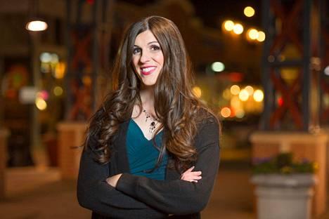 Danica Roem on ensimmäinen avoimesti transsukupuolinen henkilö, joka valittiin osavaltion edustajistoon Yhdysvalloissa.