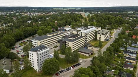 Salon sairaala on osa Turun yliopistollista keskussairaalaa.