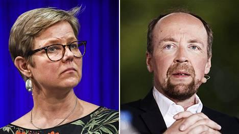 Ympäristöministeri Krista Mikkosen mukaan maankäyttösektorin päästöihin on kiinnitetty huomiota hallitusohjelmassa. Perussuomalaisten puheenjohtaja Jussi Halla-ahon mielestä Suomen ei pidä vähentää hakkuita eikä lopettaa turpeen polttoa.