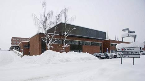 Kanta-Hämeen keskussairaala sijaitsee Hämeenlinnassa.