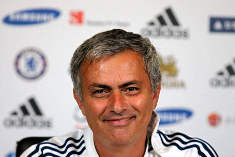 Chelsean Jose Mourinhon itselleen antama uusi lempinimi on The Happy One.
