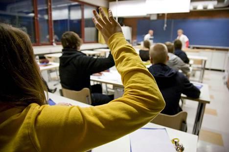 Edellinen Pisa-tutkimus osoitti, että Ruotsissa koululaisten taidot olivat heikentyneet enemmän kuin missään muussa OECD-maassa.