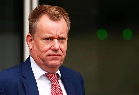 Britannian puolesta neuvotteluja tulevasta EU–UK-suhteesta johtaa David Frost, joka on pääministeri Boris Johnsonin Europpa-neuvonantaja.