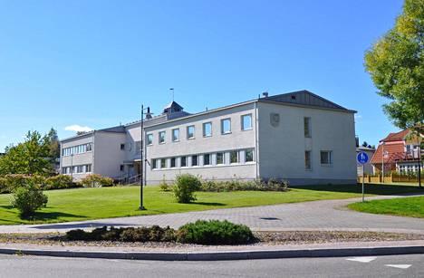 Sipoon kunnantalo.
