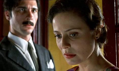 Voi Juanitaa: onko tässä oma mies vai Carlos Gardel?
