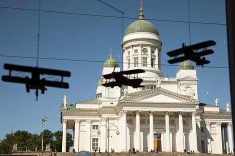 Helsingin uskotaan hyötyvän ilmastonmuutoksesta.