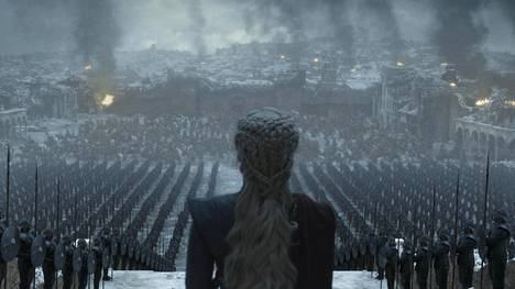 Game of Thrones, 2011–2019.