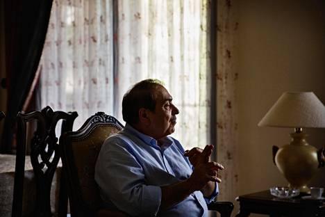 Muhammed Ali Naseefin suunnitelmissa on rakentaa lääke- ja elintarvikealan tehtaita hallituksen hallitsemille alueille Syyriassa.