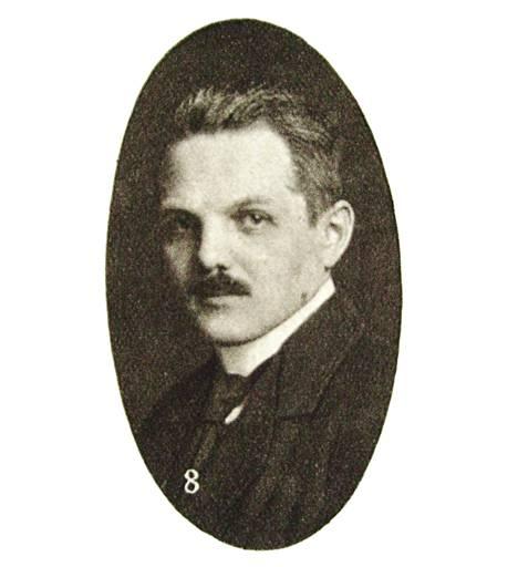 Olof Palme (1884–1918).