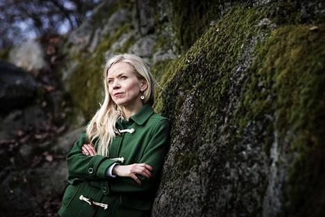 Helena Liikanen-Renger tietää ranskalaisen parisuhteen salat.