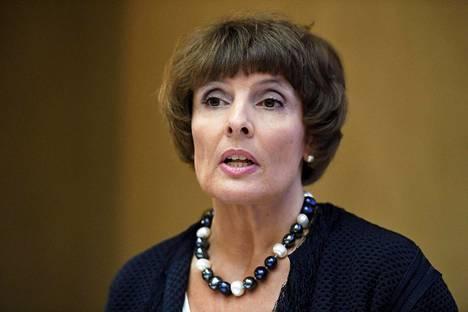 Anne Berner sanoo, että suomalaisalusten pysäyttämisen syihin halutaan selko.