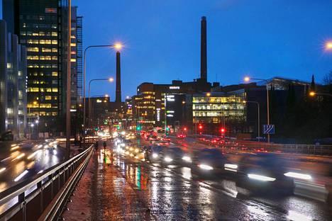 Berner julkisti viime viikon torstaina ministeriön ehdotuksen liikenneverkkoyhtiön perustamisesta.