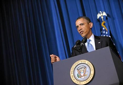 Barack Obaman ja valtamedian suhteet ovat tulehtuneet.