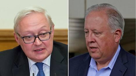 Venäjän varaulkoministeri Sergei Rjabkov ja Yhdysvaltojen varaulkoministeri Thomas Shannon tapaavat Helsingissä alkuviikosta.