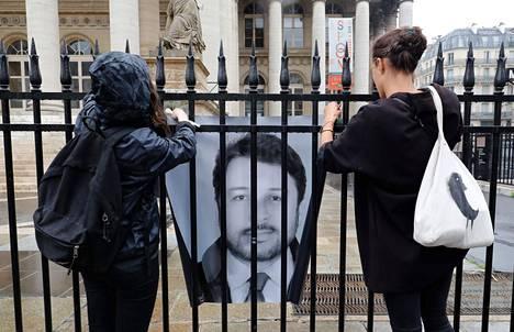 Taner Kiliç otettiin kiinni vuosi sitten kesäkuussa.