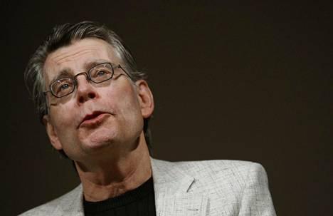 Stephen King kuvattuna helmikuussa 2009.